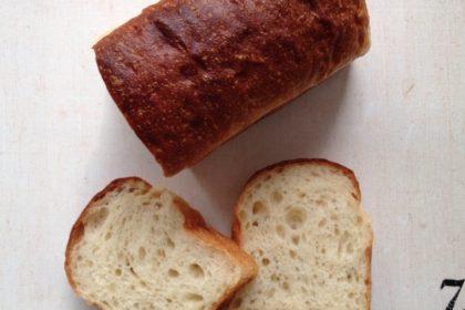 キタノカオリ天然酵母食パン