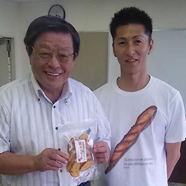 竹山堺市長と一緒に