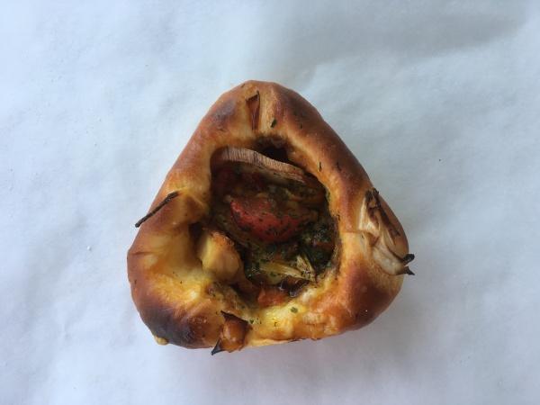 Mile Village 季節野菜のカレーパン