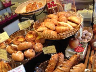 グロワールのパン